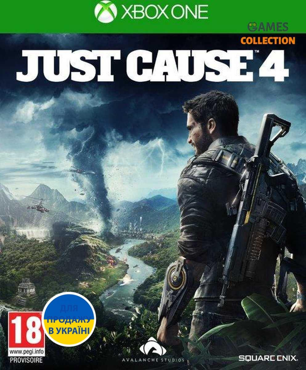 Just Cause 4 (Xbox One)-thumb