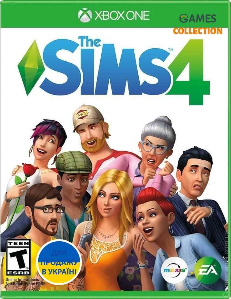The Sims 4 (Xbox One)-thumb