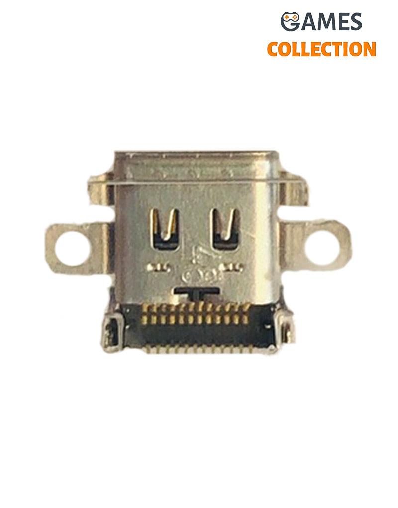 Nintendo Switch USB Type-C Разъем питания (Оригинал)-thumb