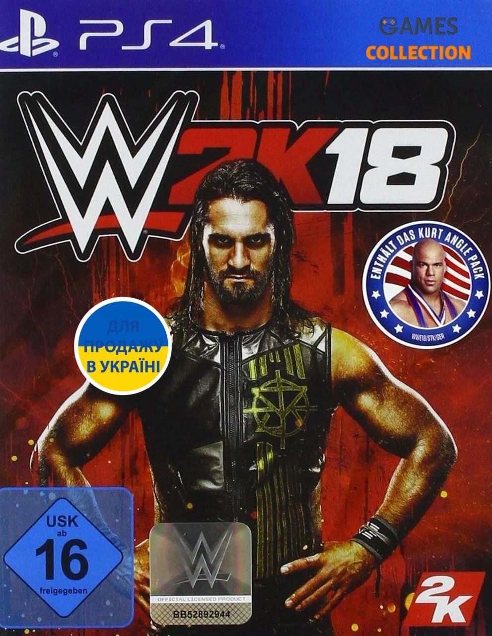 WWE 2K18 (PS4)-thumb