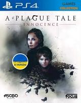 A Plague Tale: Innocence (PS4)-thumb