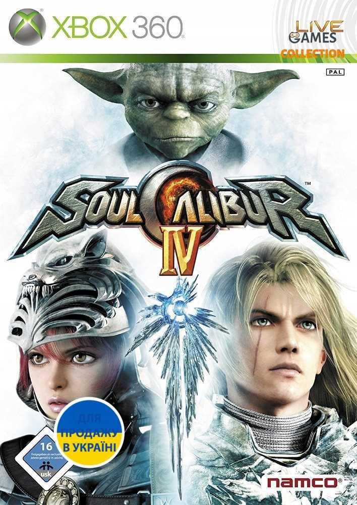Soul Calibur 4 (XBOX360)-thumb