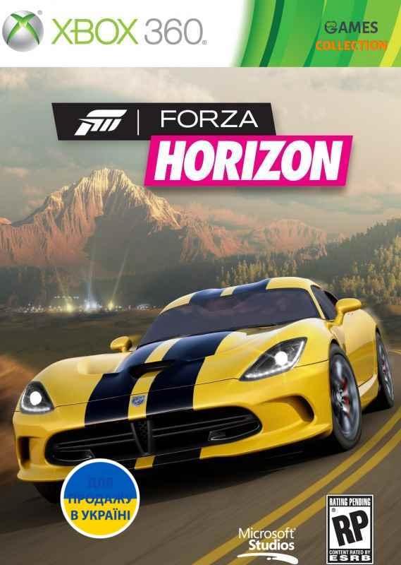 Forza Horizon (XBOX 360)-thumb
