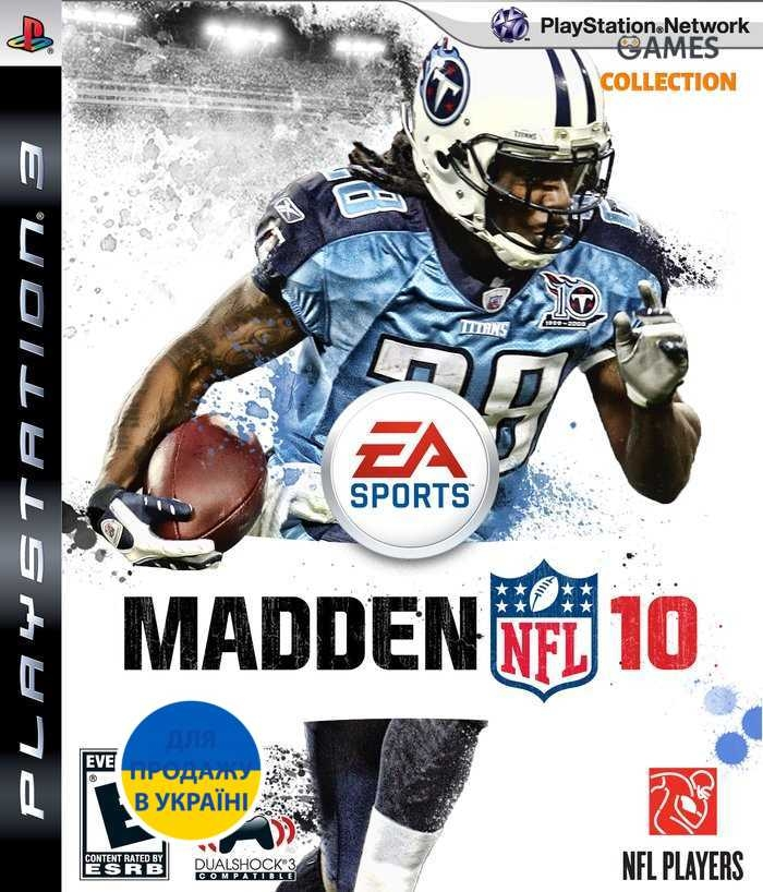Madden NFL 10 (PS3)-thumb