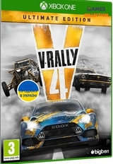 V-RALLY 4 ULTIMATE EDITION (XBox One)-thumb