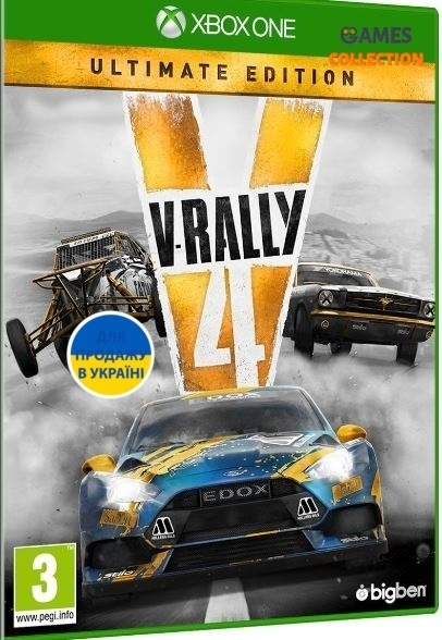 V-RALLY 4 ULTIMATE EDITION (XBox One)-thumb