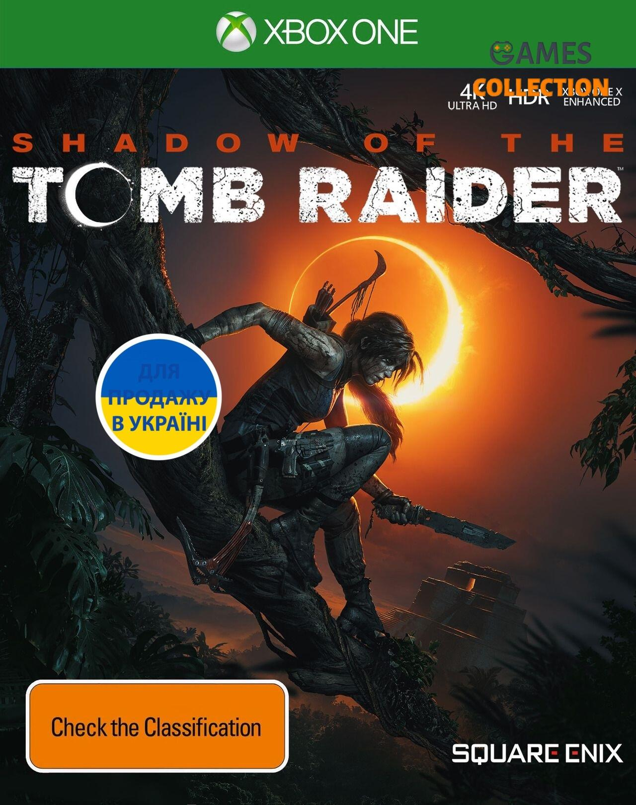 Shadow of the Tomb Raider (xbox one)-thumb