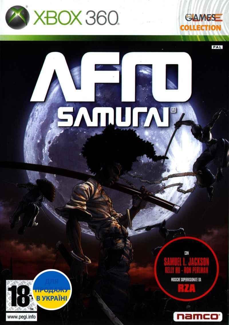 Afro Samurai (XBOX 360)-thumb