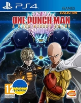 One Punch Man: A Hero Nobody Knows (PS4)-thumb