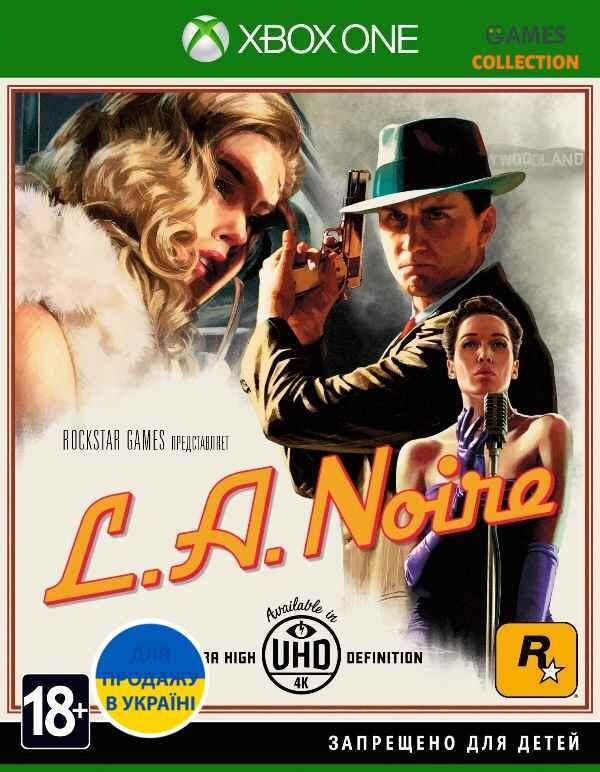 L.A. Noire (Xbox One)-thumb