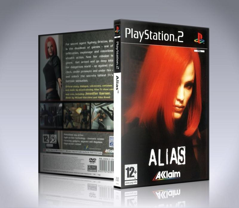 Acclaim Entertainment Games List (PS2)-thumb