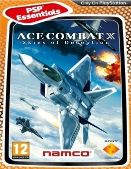 Ace Combat X: Skies of Deception (ESN)-thumb
