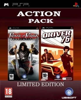 Action Pack: Prince of Persia + Driver 76 (PSP_-thumb