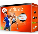EA Sport Active 2 (игра + датчики пульса + эспандер)-thumb