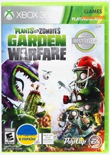 Plants Vs. Zombies: Garden Warfare (XBOX360) Б/У-thumb