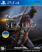 Sekiro: Shadows Die Twice (PS4)-thumb