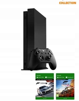 Xbox One Х 1TB Microsoft + Forza Horizon 4 + Forza Motorsport 7-thumb