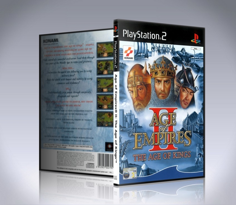 Age of Empires II Age of Kings (PS2)-thumb