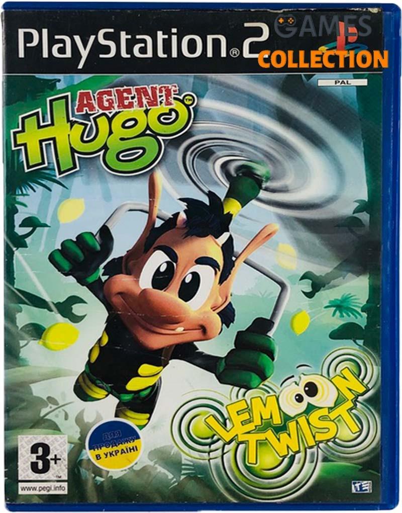 Agent Hugo Lemon Twist (PS2) Б/У-thumb