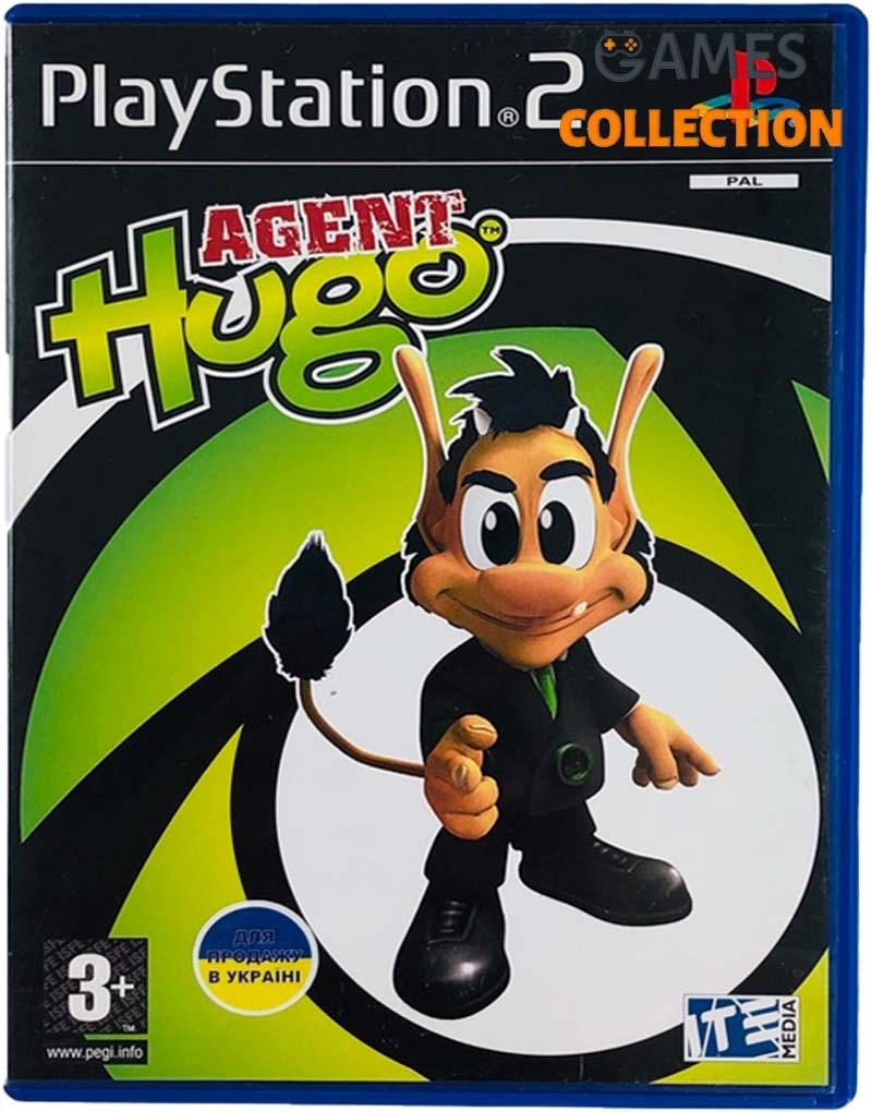 Agent Hugo (PS2) Б/У-thumb
