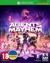 Agents Mayhem (XBox One)-thumb