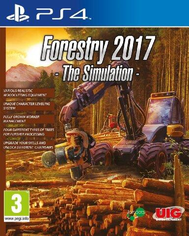 Forestry 2017 – The Simulation (PS4)-thumb