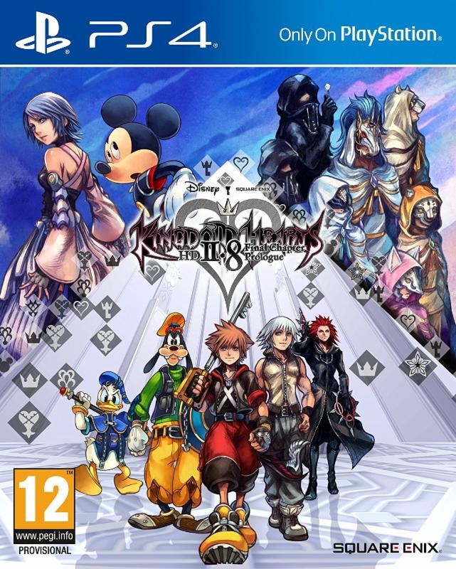 Kingdom Hearts HD 2.8 Final Chapter Prologue (P4)-thumb
