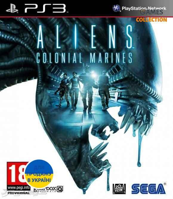 Aliens: Colonial Marines (PS3)-thumb