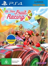 All-Star Fruit Racing (PS4)-thumb