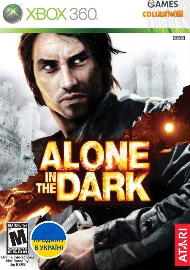 Alone in the Dark (XBox 360) Б/у-thumb