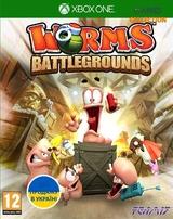 Worms Battlegrounds (XBox One)-thumb