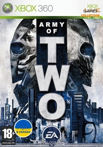 Army Of Two (XBOX360)-thumb