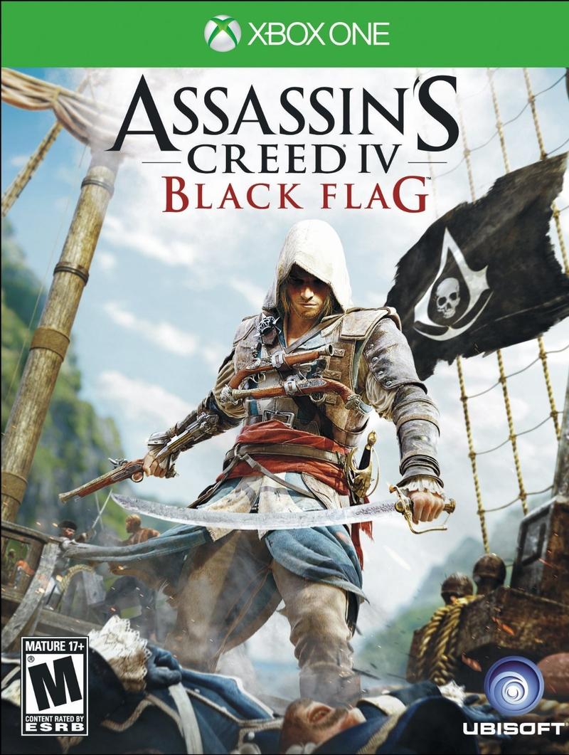 Assassin's Creed IV: Black Flag (Xbox One)-thumb