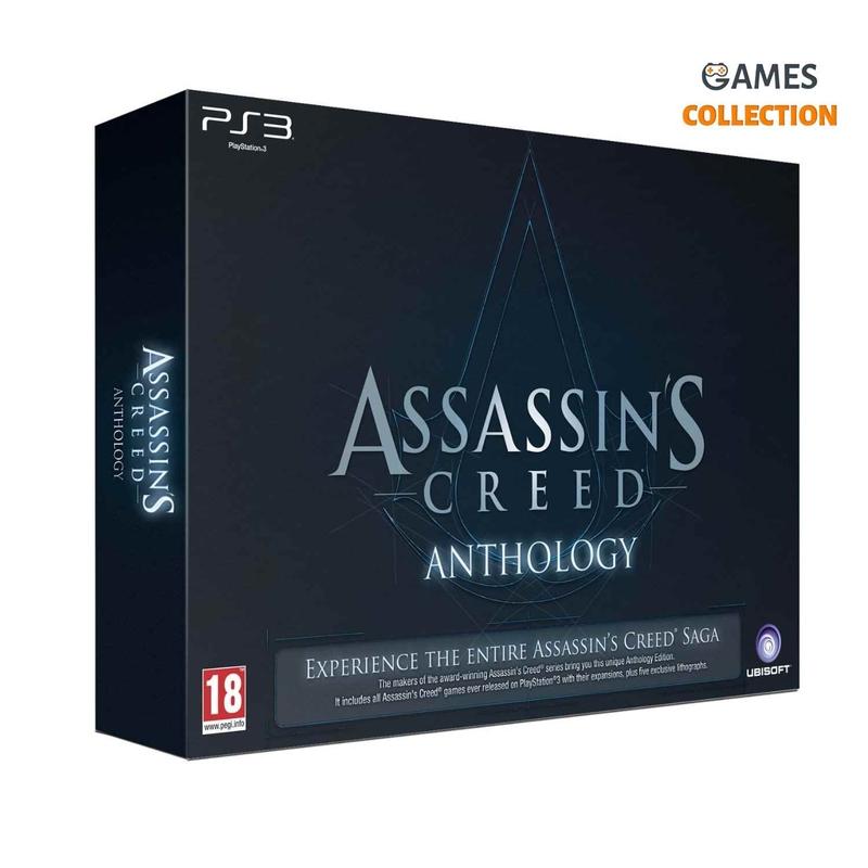 Assassin`s Creed: Антология (PS3)-thumb