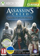Assassin's Creed: Heritage Collection (XBOX 360) Лицензия-thumb