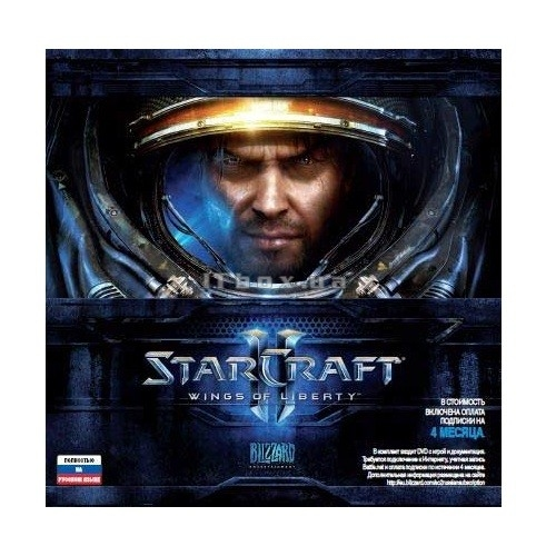 STARCRAFT 2: WINGS OF LIBERTY КЛЮЧ (РС)-thumb