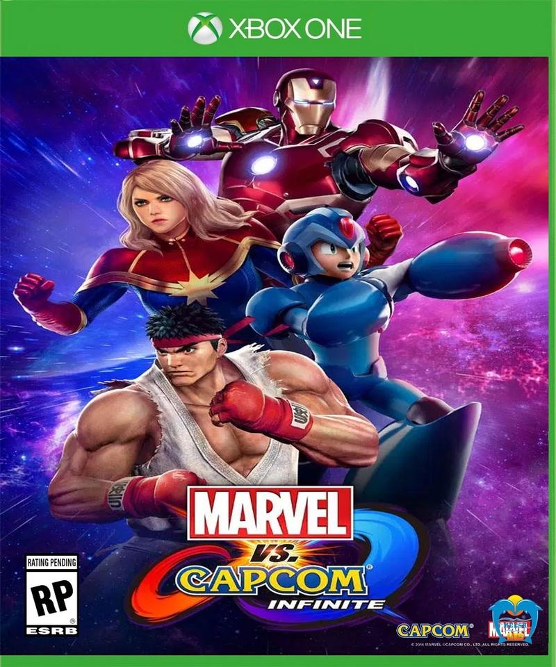 Marvel vs. Capcom: Infinite (Xbox One)-thumb