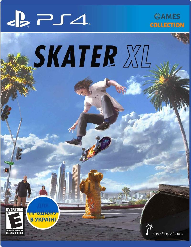 Skater XL (PS4)-thumb