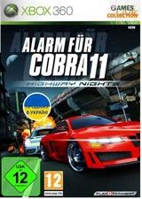 Alarm for Cobra: Highway Nights (XBOX 360) (Б/У)-thumb