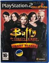 Buffy The Vampire Slayer: Chaos Bleeds (PS2) Б/У-thumb