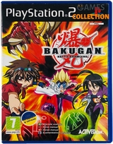 Bakugan Battle Brawlers (PS2) Б/У-thumb