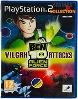 Ben 10: Alien Force – Vilgax Attacks (PS2) Б/У-thumb
