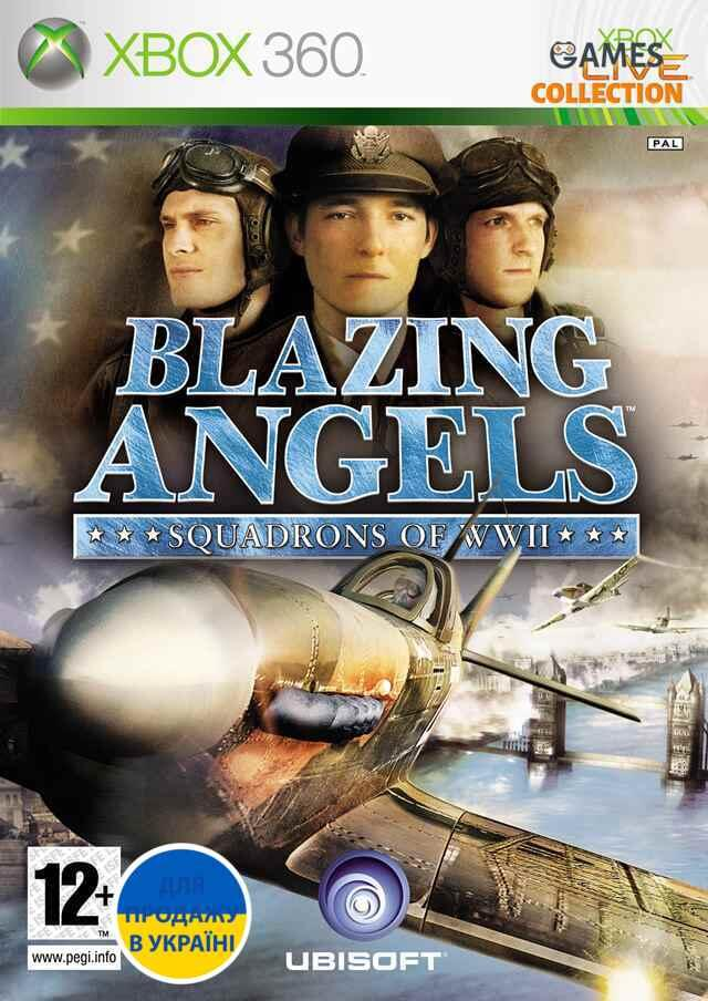 Blazing Angels Squadrons of WWII(XBOX360)-thumb