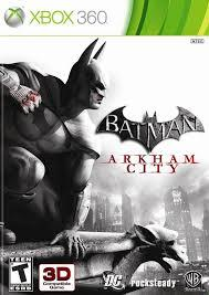 Batman : Arkham City(XBOX360)-thumb