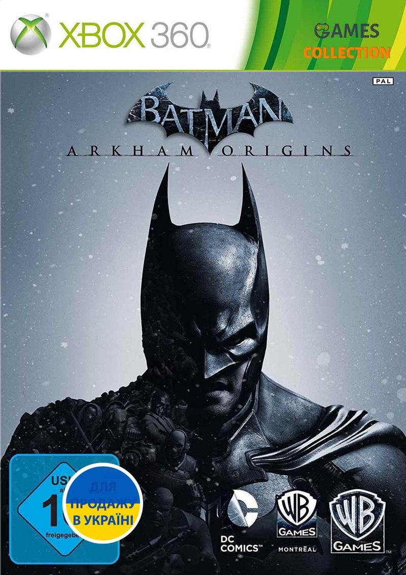 Batman: Arkham Origins (Xbox360)-thumb