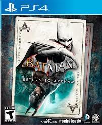 Batman: Return to Arkham  (PS4)-thumb