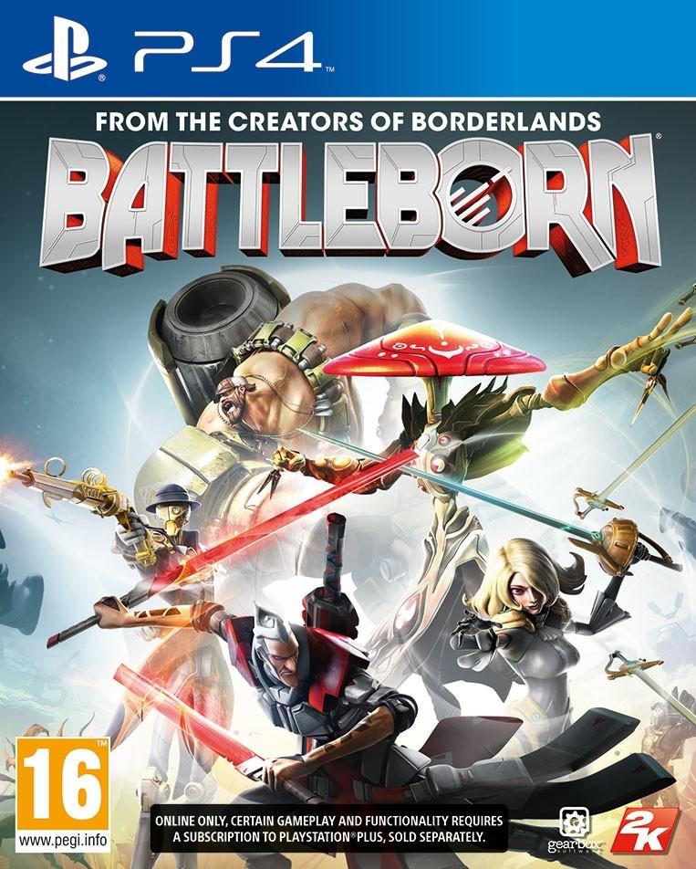 Battleborn (PS4)-thumb