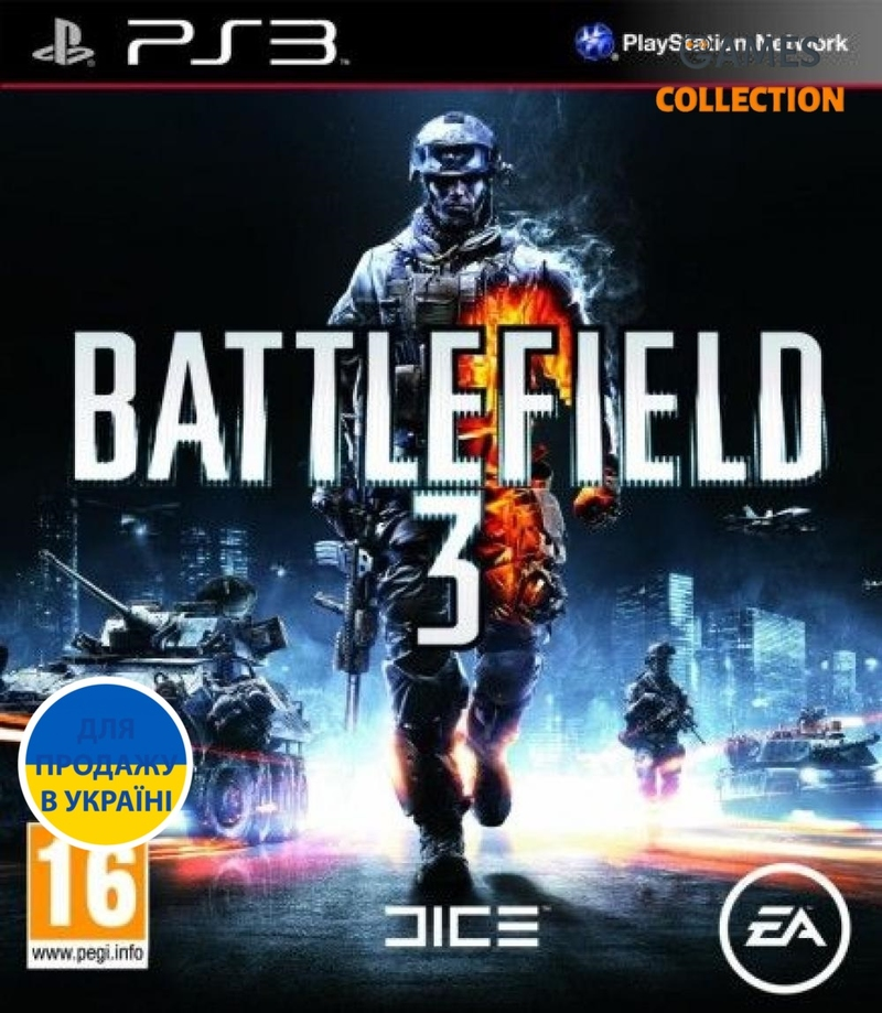 Battlefield 3 (PS3)-thumb