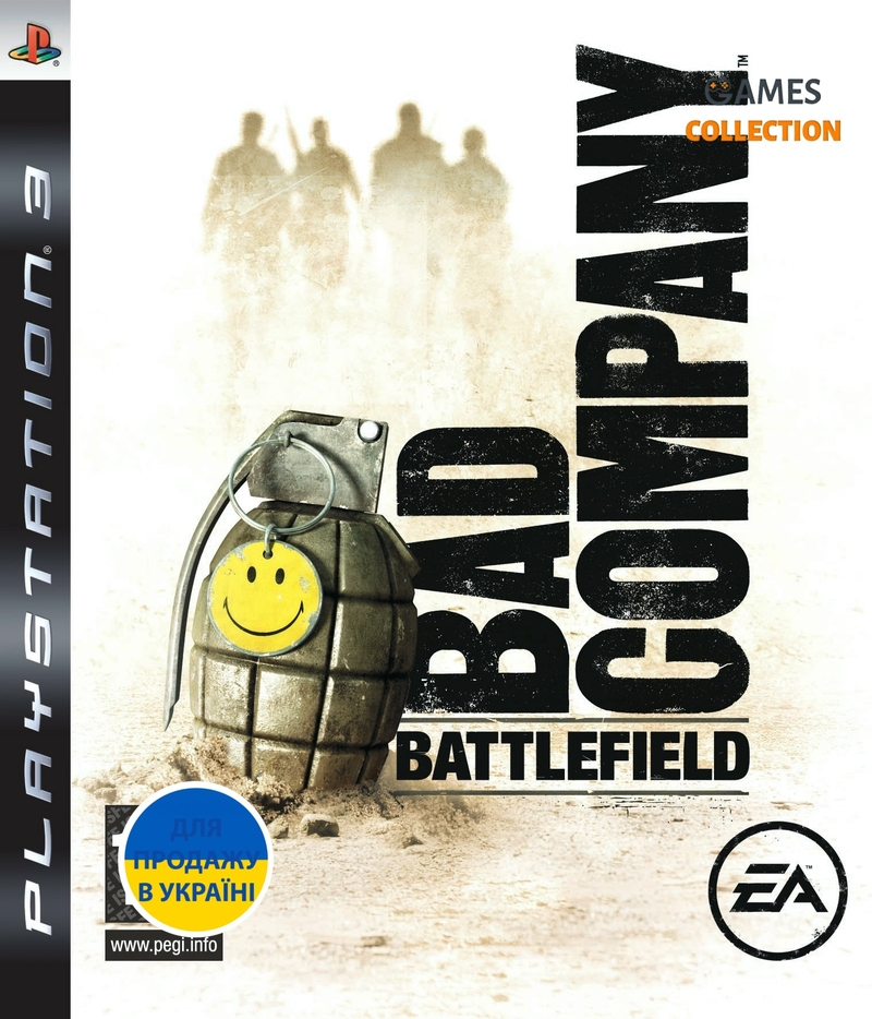 Battlefield: Bad Company (PS3)-thumb