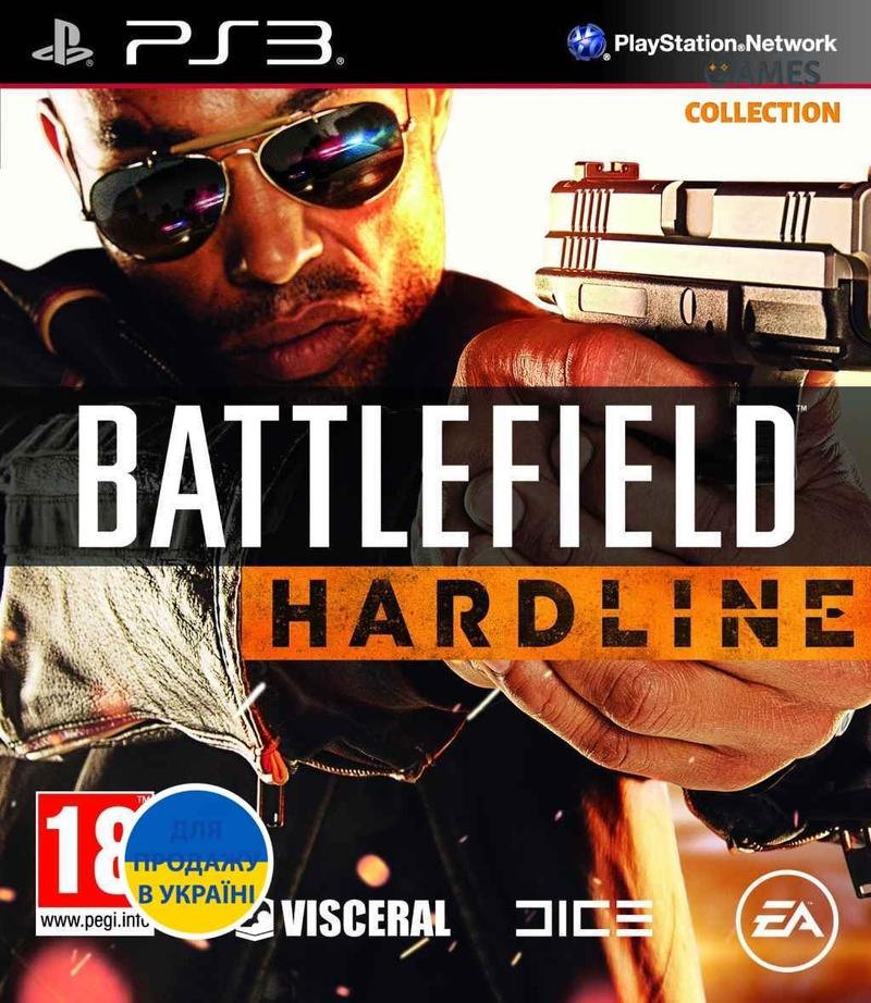 Battlefield Hardline (PS3)-thumb